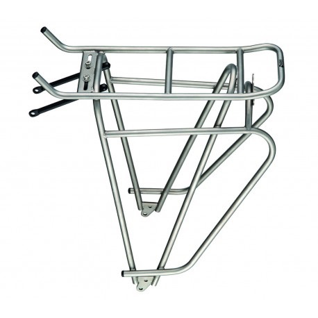 TUBUS Tubus Cosmo Rear Rack - Stainless Steel