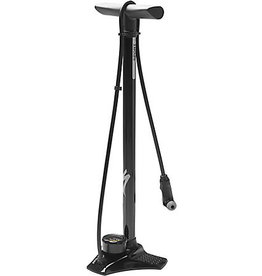 SPECIALIZED® Air Tool Sport SwitchHitter II Floor Pump Black