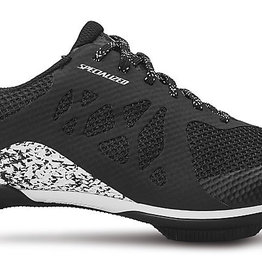 SPECIALIZED® REMIX ROAD SHOE WOMEN BLACK/WHITE 39