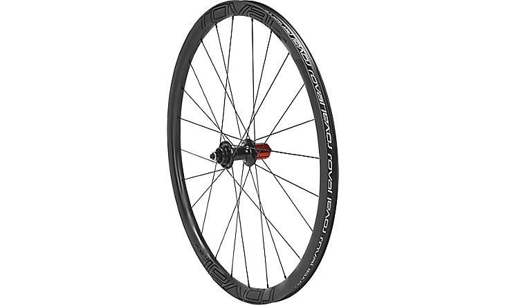 ROVAL CLX 32 DISC REAR SATIN CARBON/GLOSS BLK