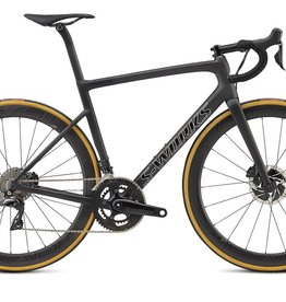 SPECIALIZED® S-WORKS TARMAC MEN SL6 DISC Di2 Black/Silver Hologram 54 cm/Medium