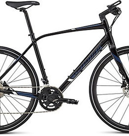 SPECIALIZED® Pre-Loved SIRRUS ELITE TARBLK/CBRBLU/BBYBLU Extra Large (c/w mudguards fitted)