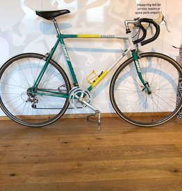 DAWES Pre-Loved Retro Dawes Stratos Road Bike Reynolds 531/Shimano 105/Mavic on Miche wheels ?54 cm?