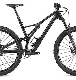 SPECIALIZED® 2019 New Stumpjumper FSR Men Comp Carbon 29 Carbon/Green Medium