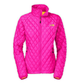 The North Face TNF W Thermoball Full Zip Jacket , Azalea Pink, M