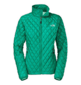 The North Face TNF W Thermoball Full Zip Jacket , Jaiden Green, XS
