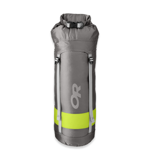 Outdoor Research Outdoor Research Airpurge Dry Compr Sack 8L, Pewter, 1SIZE