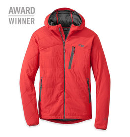 Outdoor Research OR Men's Uberlayer Hooded Jacket