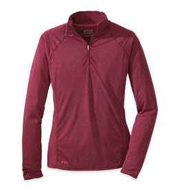 Outdoor Research OR Women's Essence L/S Zip Top