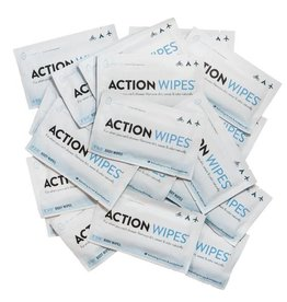 Action Wipes Action Wipes w/Display Case Unit Pack