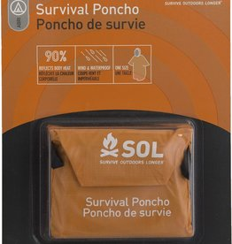 Adventure Medical Kits SOL Survival Poncho