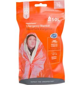 Adventure Medical Kits AMK SOL Emergency Blanket