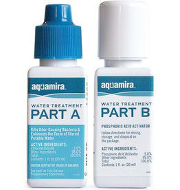 Aquamira McNett Aquamira Water Treatment Drops