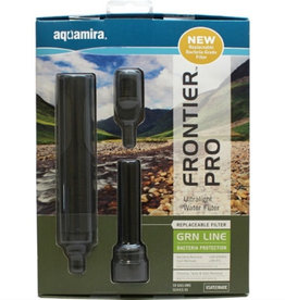 Aquamira Aquamira Frontier Pro W Replaceable Filter GRN-III-50