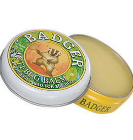 Badger Badger Anti Bug Balm Tin, 0.75oz