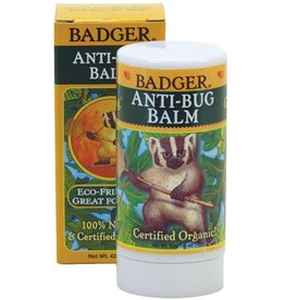 Badger Badger Anti Bug Balm Stick, 1.5oz