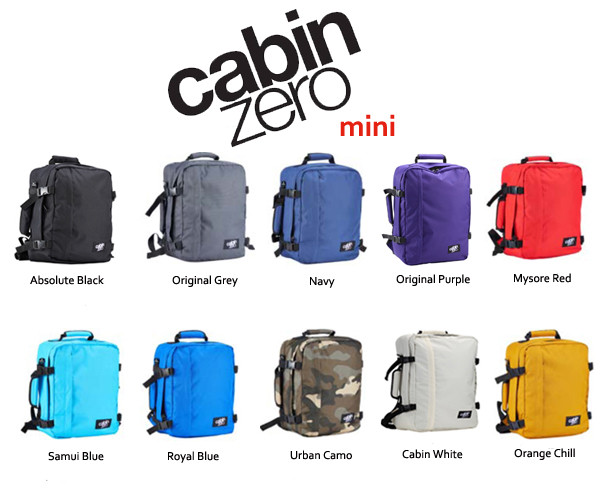 Cabin Zero Cabin Zero Mini Style