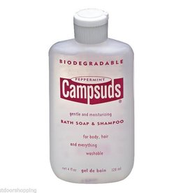 Campsuds Peppermint 4 oz.