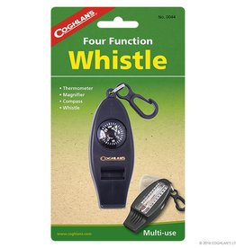 Coghlan's 4-Function Whistle