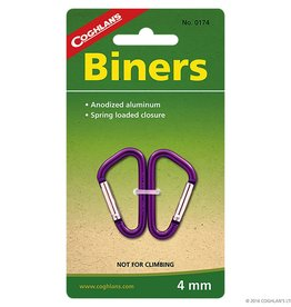 Coghlan's 4mm Biners