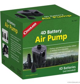Coghlan's 4xD Batteries Air Pump