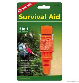 Coghlan's 5-in-1 Survival Aid