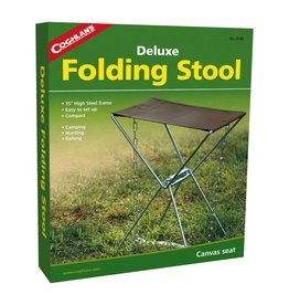 Coghlan's Deluxe Folding Stool,  300 Ibs
