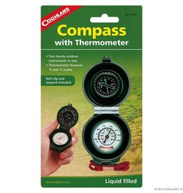 Coghlan's Compass Thermomether