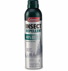 Coleman Coleman 40% Deet Insect Repellent Aerosol 6oz.