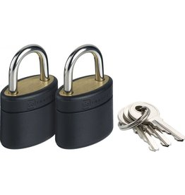 Design Go Design Go Travel Locks (Black)