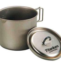 Evernew Evernew Titanium Mug Pot 900