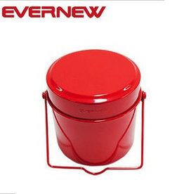 Evernew Evernew Cylindrical Messtin, Red