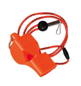 Fox 40 Fox 40 Whistle Classic Safety W/ Lanyard, Assorted Color