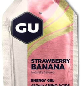 Gu Gu Energy Gel Strawberry Banana