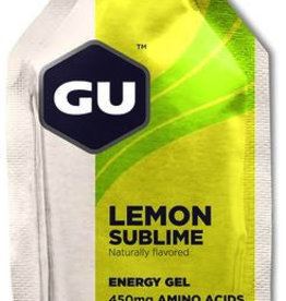 Gu Gu Energy Gel Lemon Sublime
