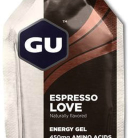 Gu Gu Energy Gel Espresso Love