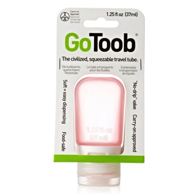 Humangear Humangear Small GoToob 1.25Oz/37Ml (Pink)