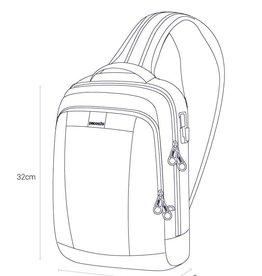 Pacsafe Pacsafe MS LS150 Sling Backpack
