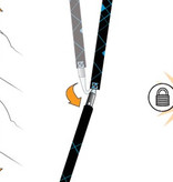 Black Diamond Black Diamond W'S Dist Flz Z-Poles