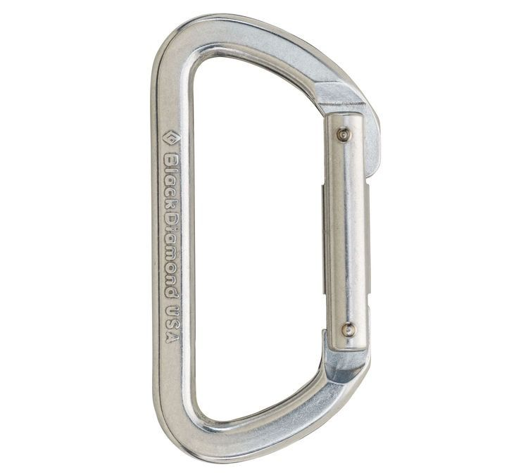 Black Diamond Black Diamond Light D Carabiner