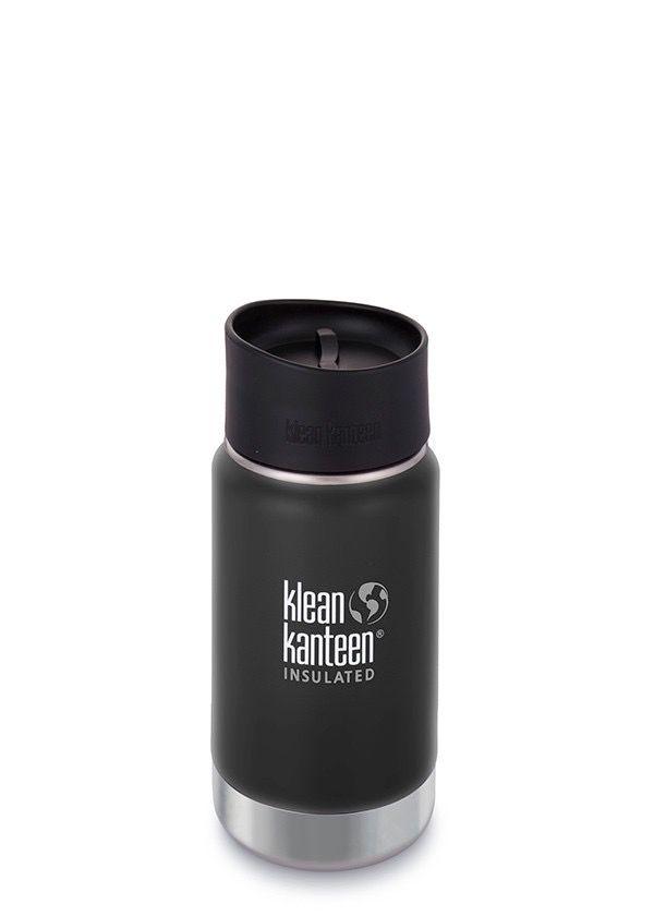 Klean Kanteen Klean Kanteen 12OZ Wide Insu. W/Cafe Cap 2.0