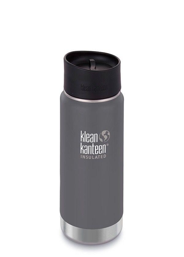 Klean Kanteen Klean Kanteen 16OZ Wide Insu. W/Cafe Cap 2.0
