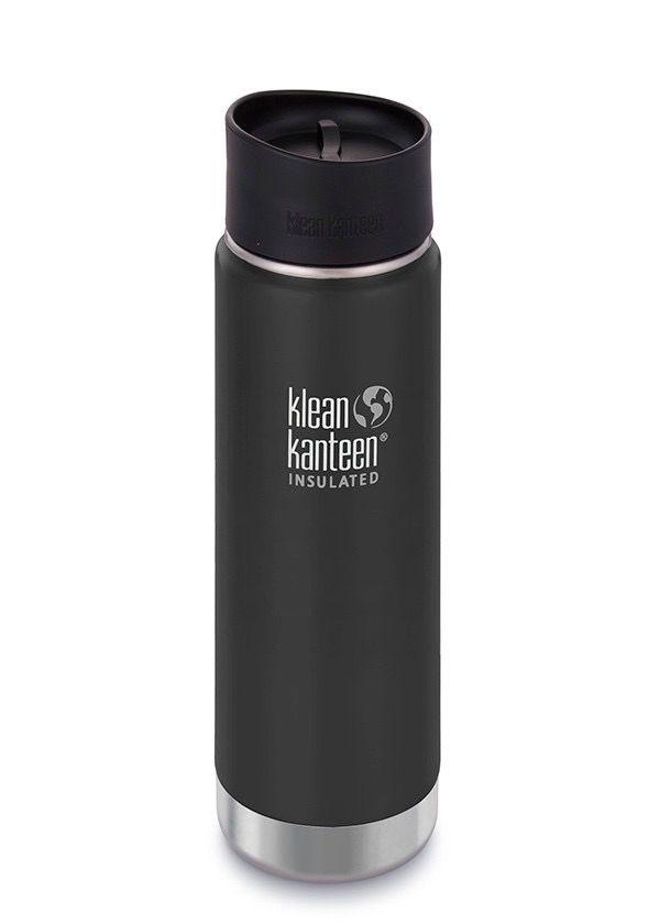 Klean Kanteen Klean Kanteen 20OZ Wide Insu. W/Cafe Cap 2.0