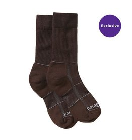 Patagonia Patagonia Mid Weight Merino Hiking Crew Socks, JVBR, M