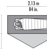 MSR MSR Footprnt, Carbon Reflex 1, V3