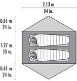 MSR MSR Footprnt, Carbon Reflex 2, V4