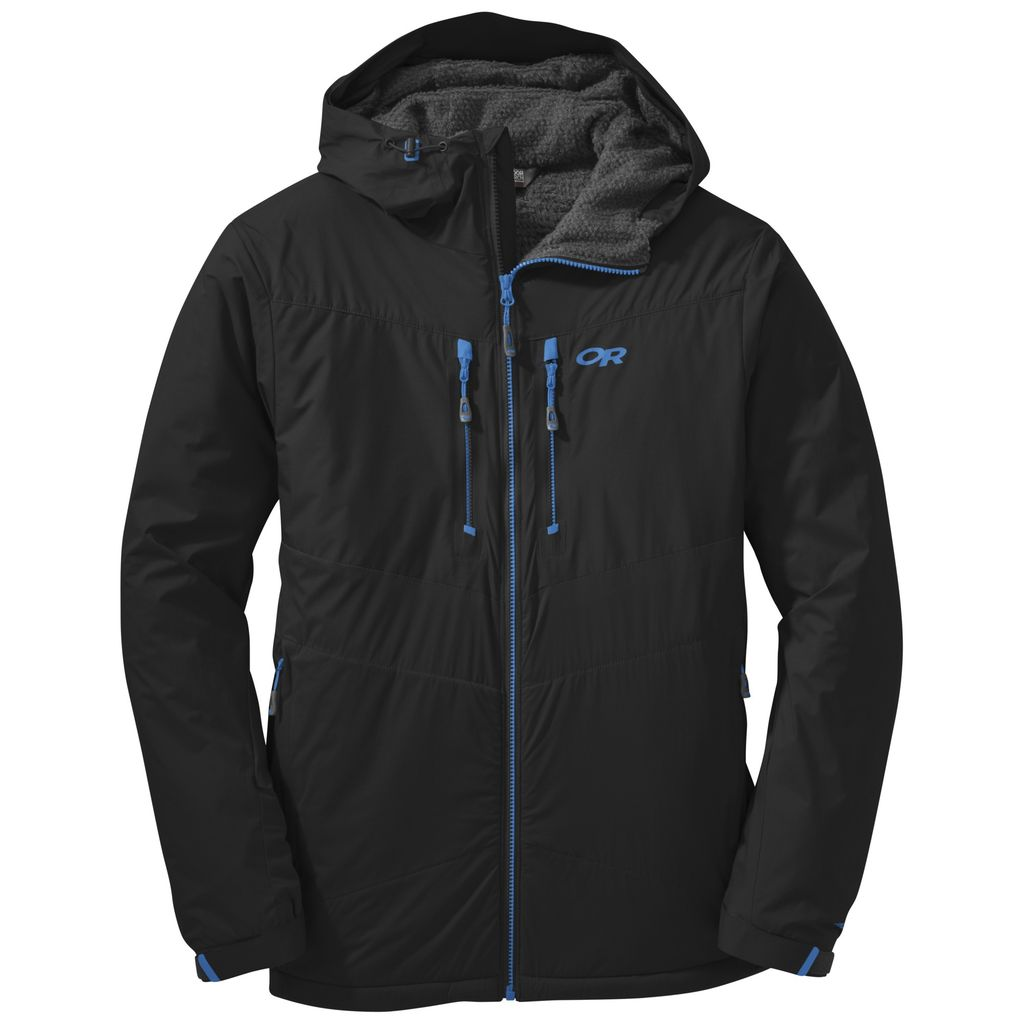 Outdoor Research OR Men's AlpenIce Hooded Jacket
