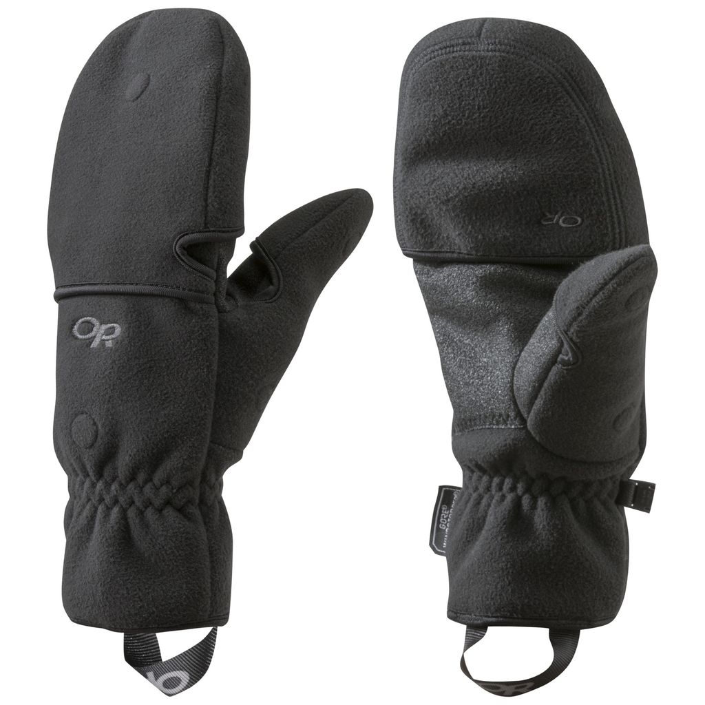 Outdoor Research OR Gripper Convertible Gloves