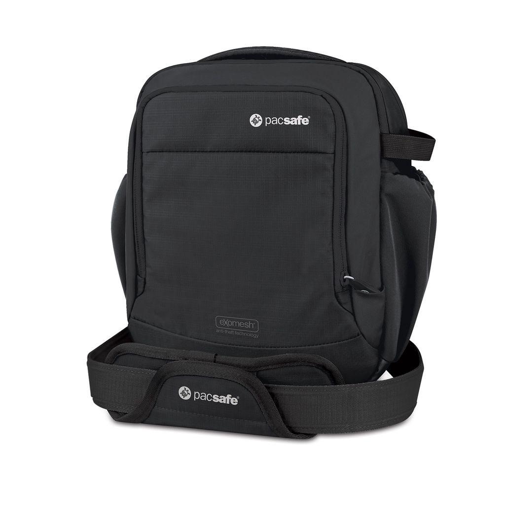 Pacsafe Pacsafe CT V8 Camera Shoulder Bag, Black