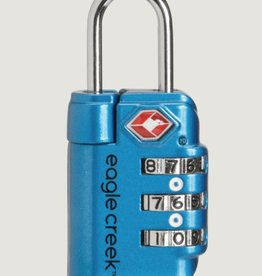 Eagle Creek EAGLE CREEK TRAVEL SAFE TSA LOCK (BRILLIANT BLUE)